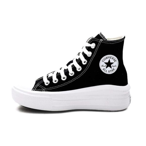 Converse Chuck Taylor All Star Move Nero