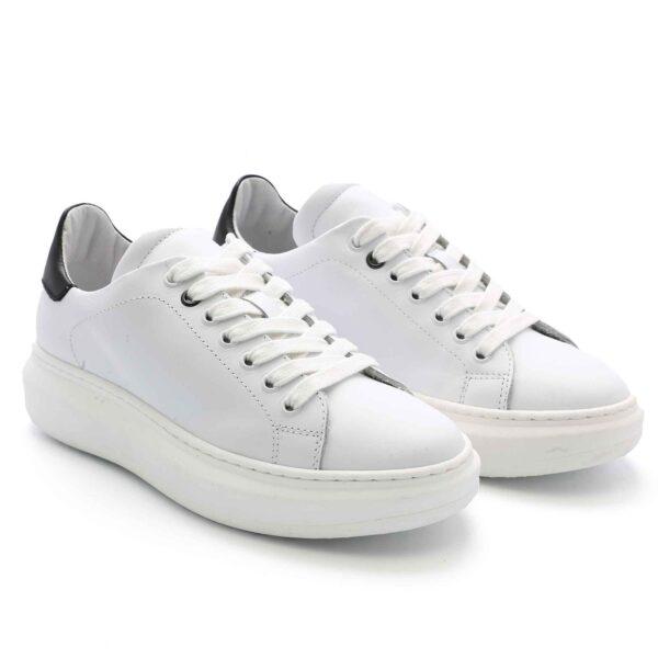 Sneaker Unicorno Bianco-Nero