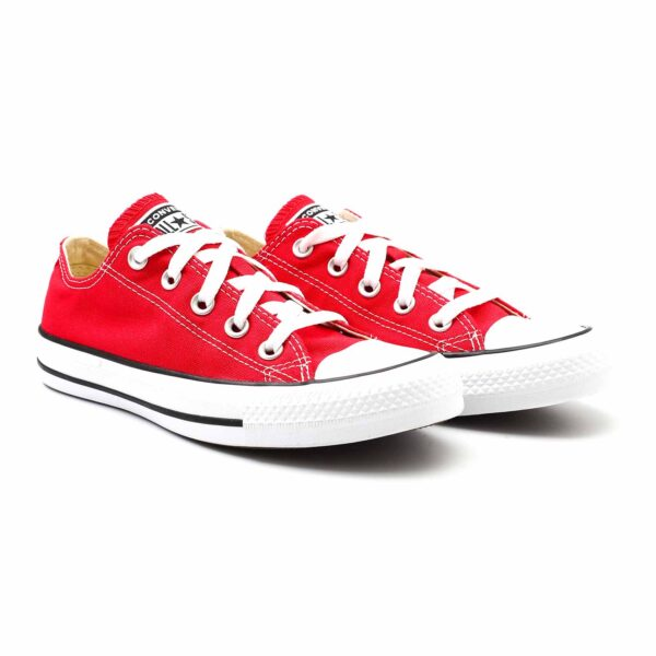 Converse Chuck Taylor All Star Low Rosso
